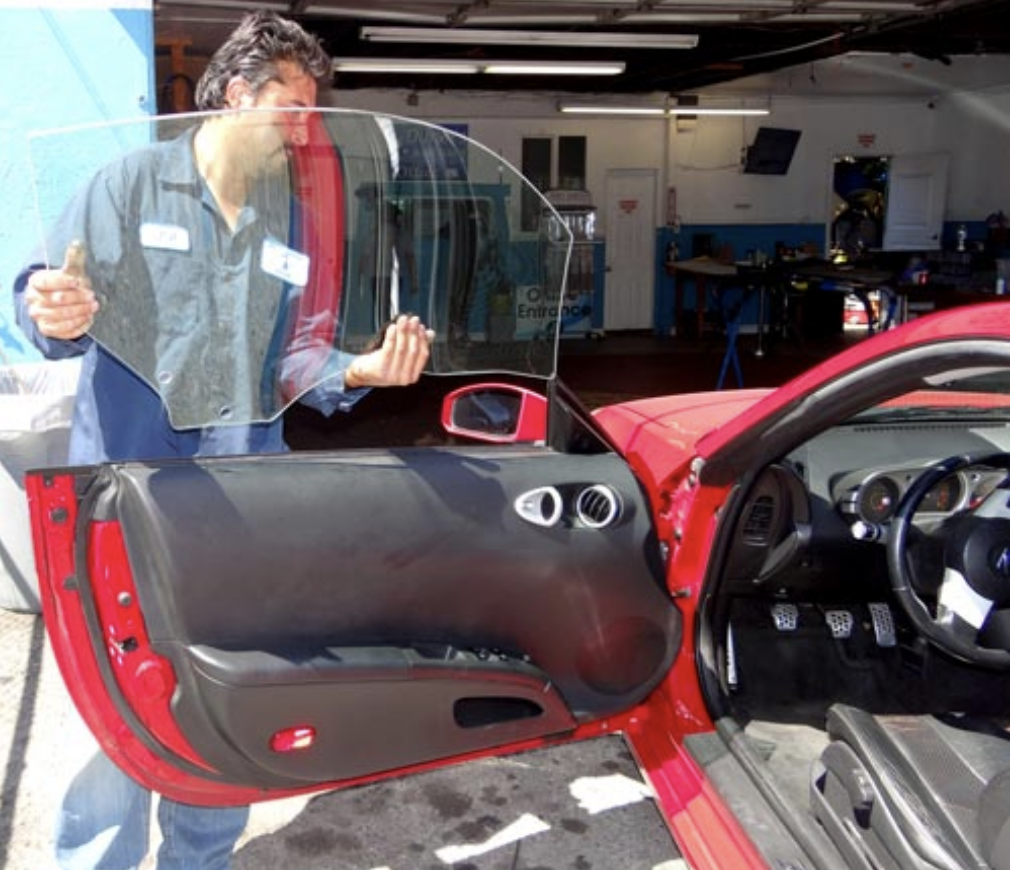 autoglass repair san francisco CA